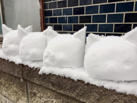 """【逆鱗日和W】第8回:雪のアイルー、""""ユキルー""""作ったにゃ"""