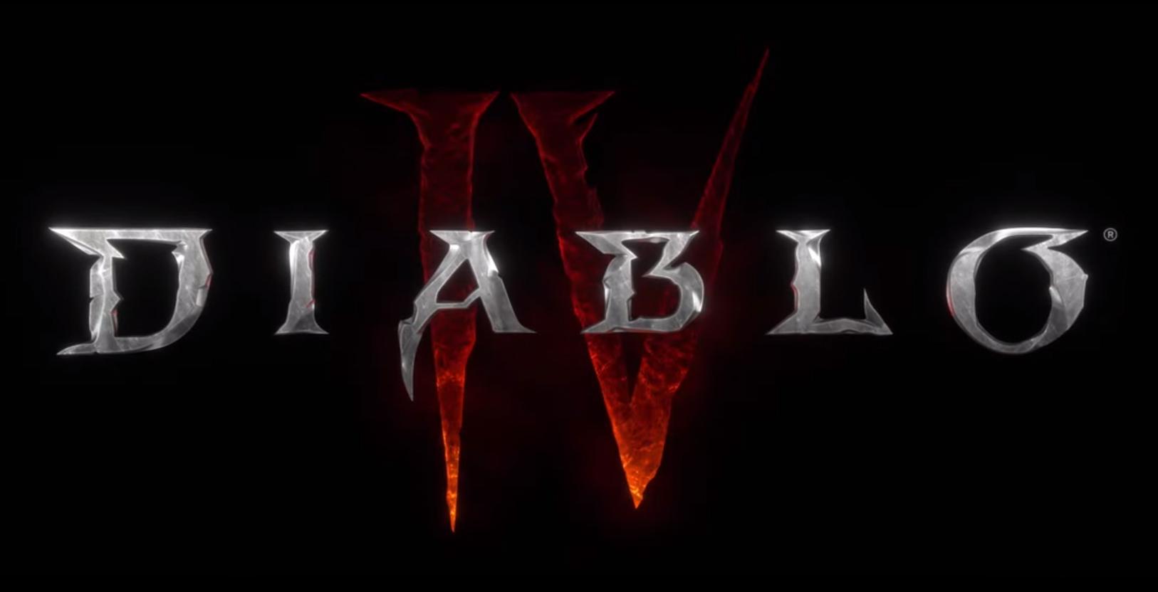 『Diablo IV』(ディアブロ 4)ついに発表!ゲームプレイ動画公開